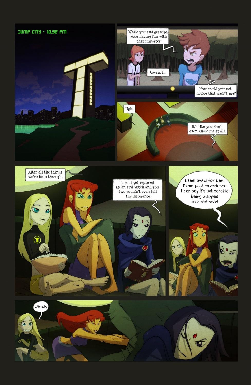 Teen Titans- A Few Less Titans image 1