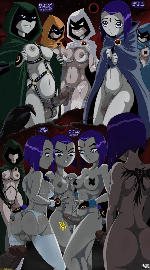 Porn Comics - Teen Titans-Go Fuck-2 porn comics 8 muses