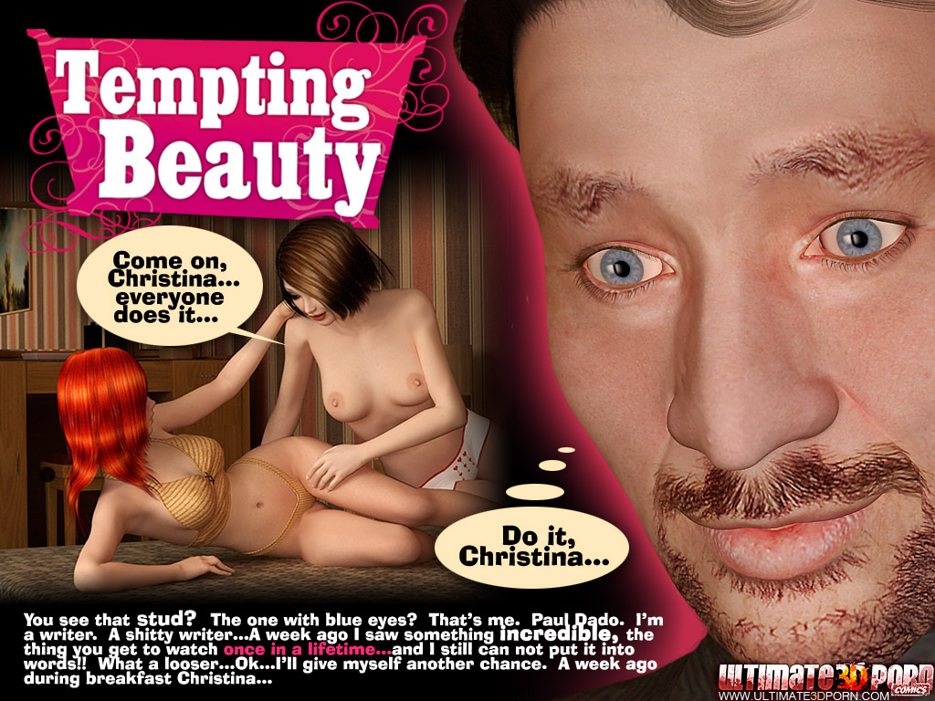 Tempting Beauty 1 image 01