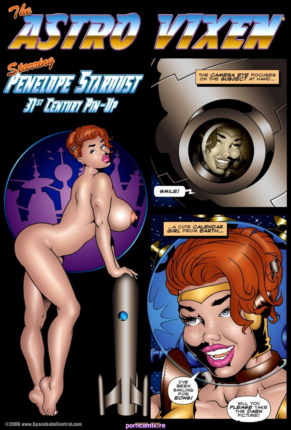 The Astro Vixen- James Lemay image 01