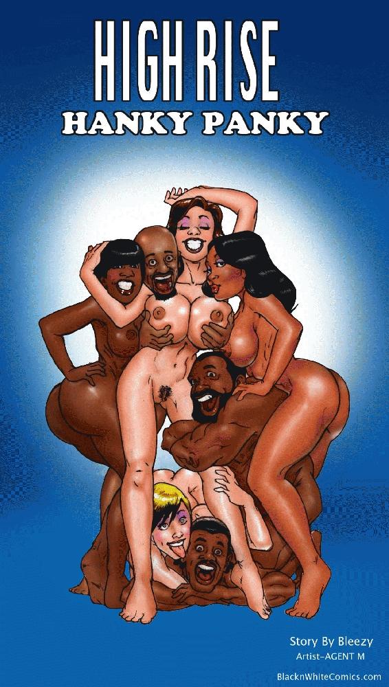 Porn Comics - High Rise Hanky Panky- BNW porn comics 8 muses