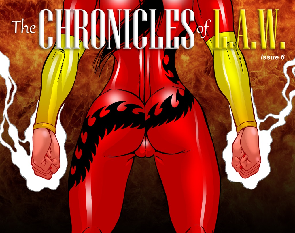 Porn Comics - The Chronicles Of L.A.W. 5 & 6 porn comics 8 muses