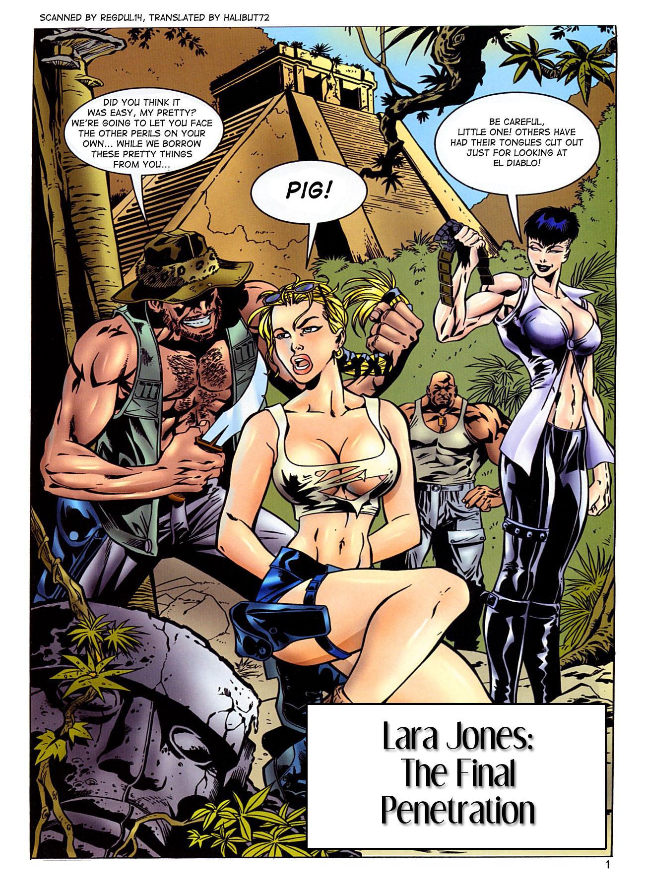 Porn Comics - The Final Penetration porn comics 8 muses