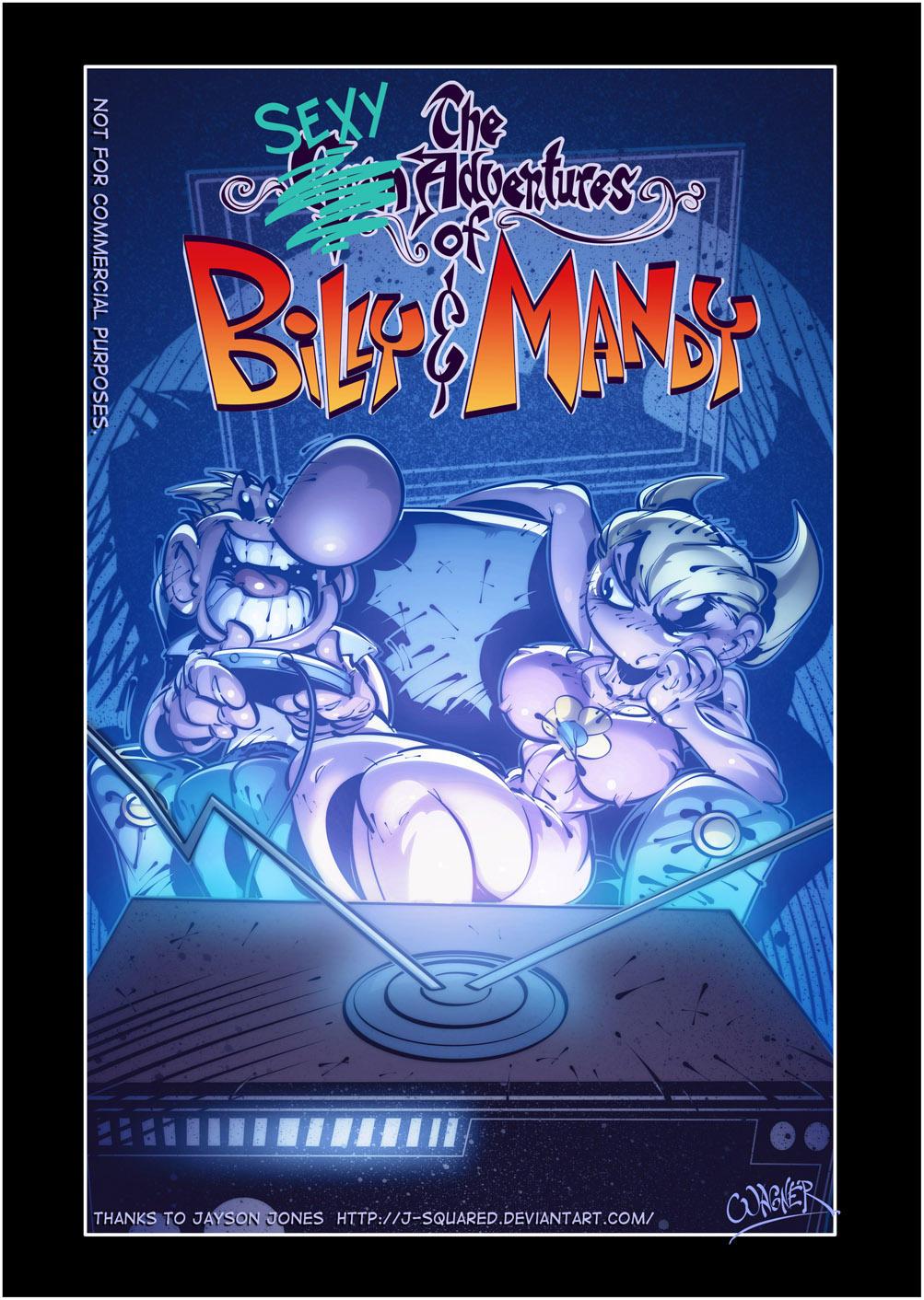 Porn Comics - Sexy (Grim) Adventures of Billy and Mandy porn comics 8 muses