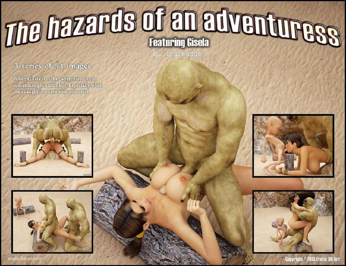 Porn Comics - The Hazards of an Adventuress- Blackadder porn comics 8 muses