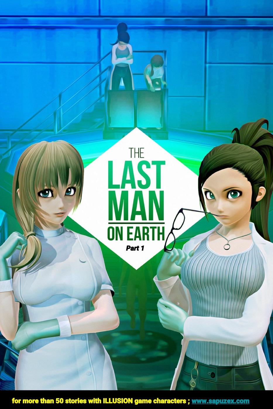 The last Man on Earth- Sapuzex image 1