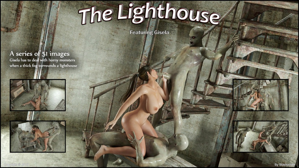 Porn Comics - The Lighthouse- Blackadder porn comics 8 muses
