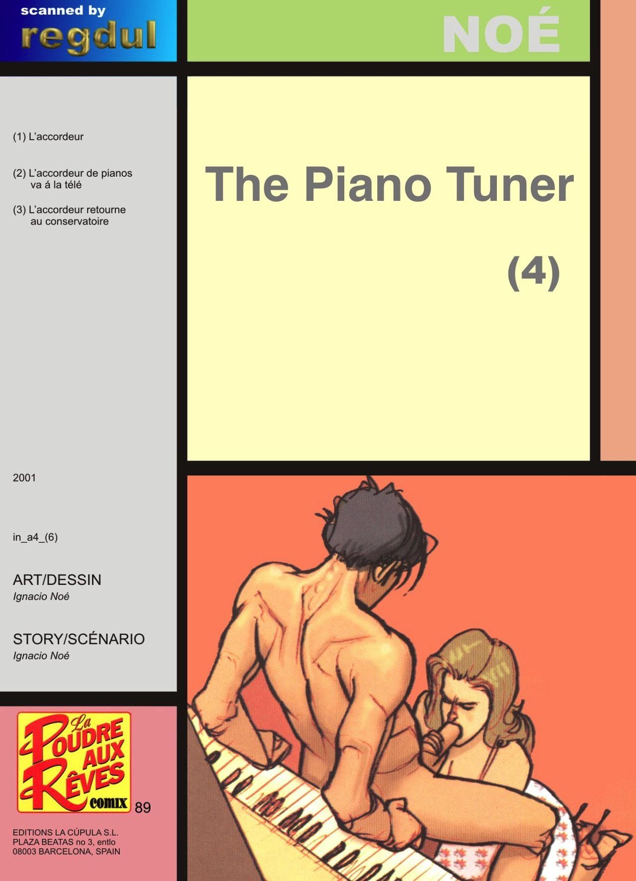 The Piano Tuner 4- Ignacio noe image 1