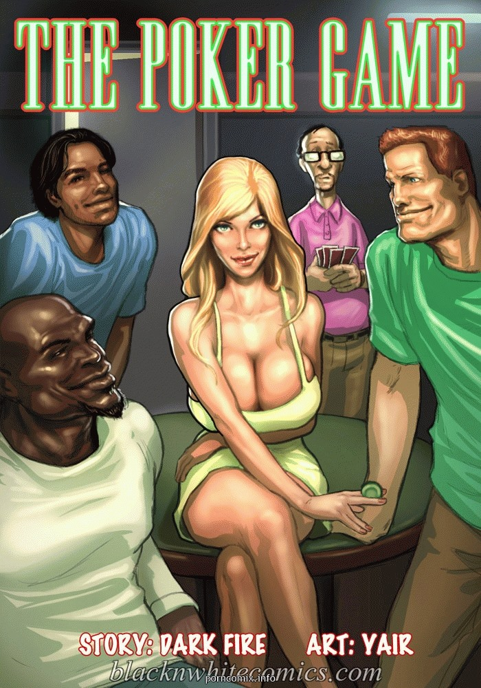 Porn Comics - The Poker Game- BNW porn comics 8 muses