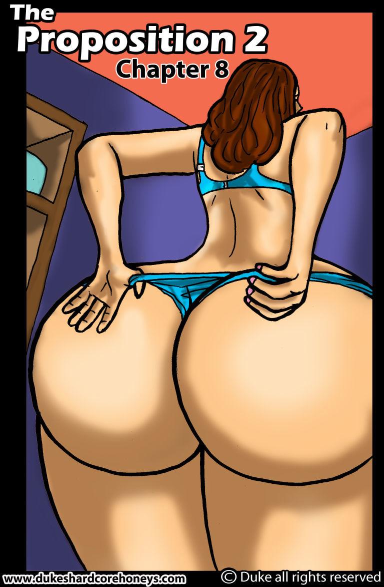 Porn Comics - The Proposition 8 porn comics 8 muses