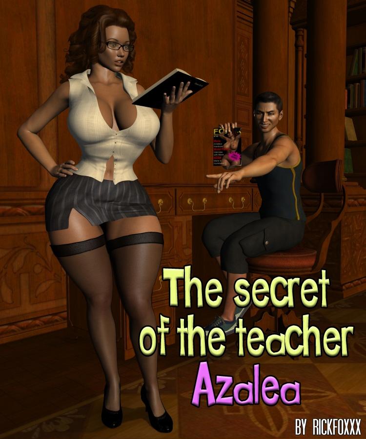 Secret of Teacher Azalea- Rickfoxxx image 01