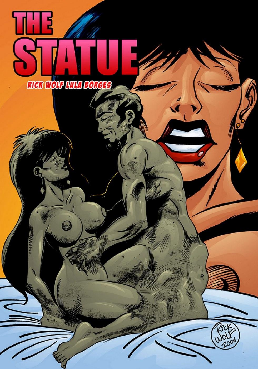 Porn Comics - The Statue porn comics 8 muses