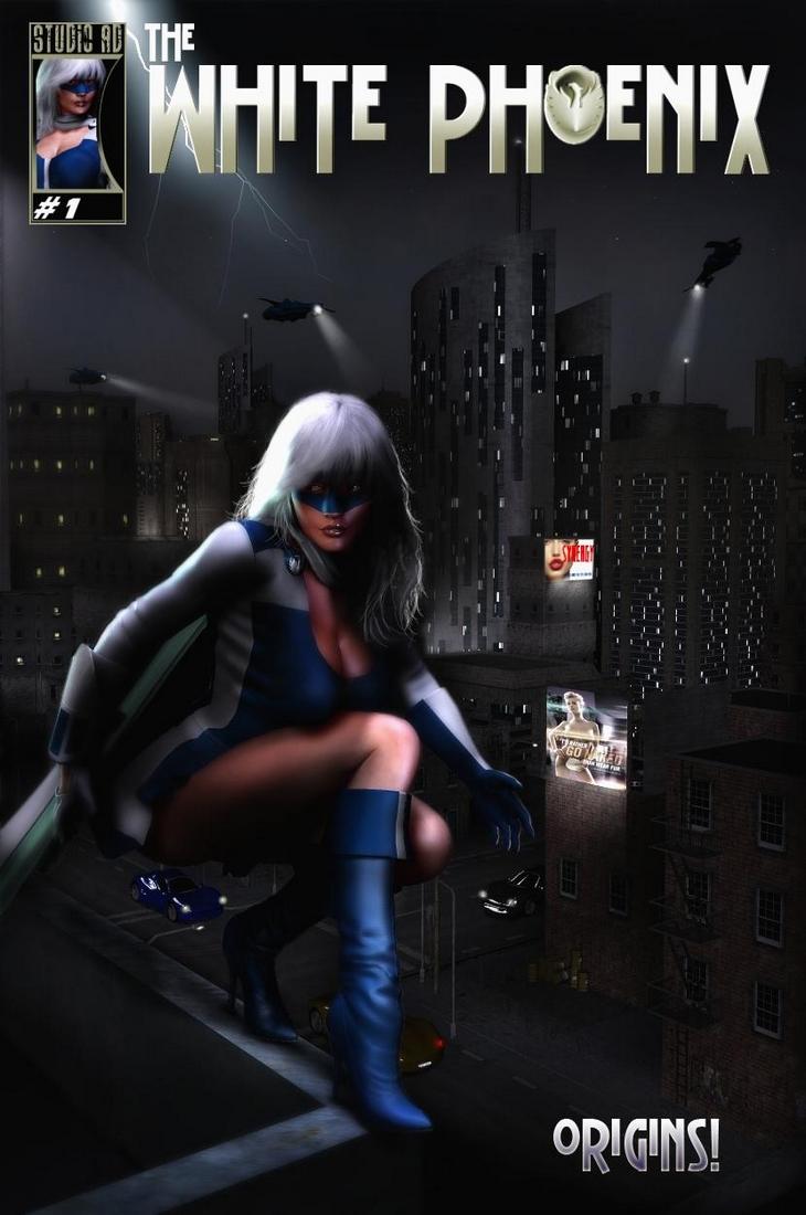 Porn Comics - The White Phoenix porn comics 8 muses