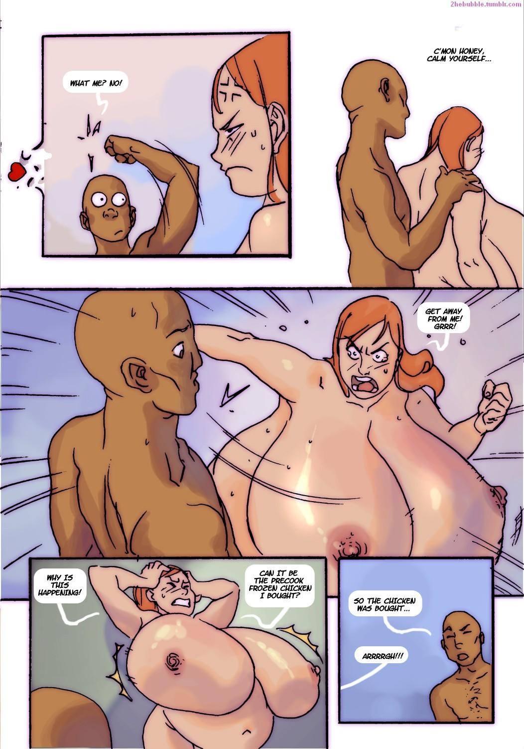 Porn Comics - Thought Bubble 10- Sidneymt porn comics 8 muses