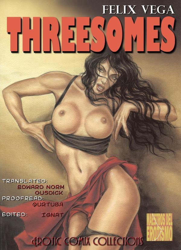 Porn Comics - Threesomes- Felix Vega porn comics 8 muses