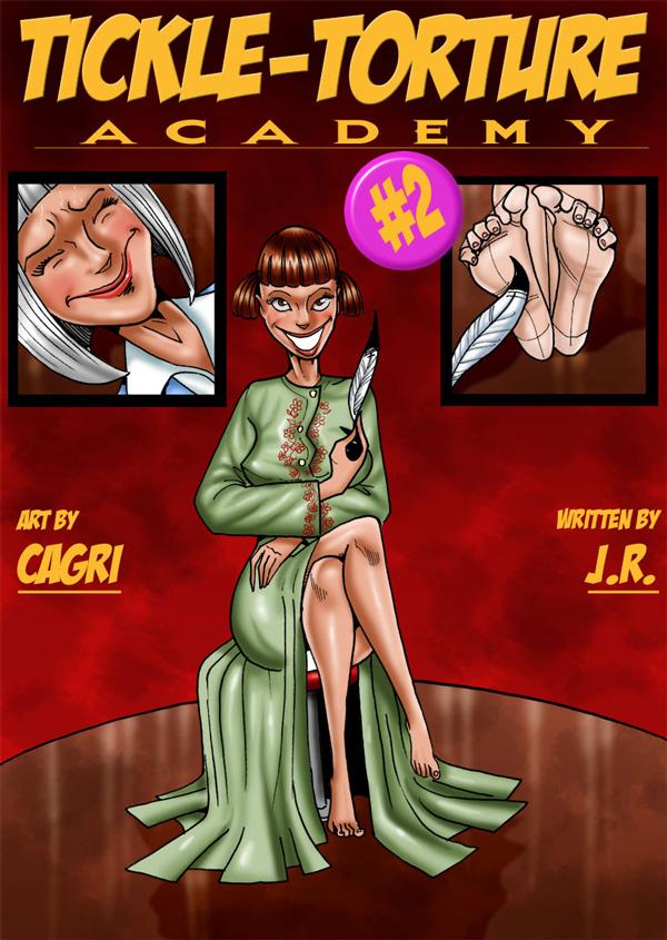 Porn Comics - Tickle Torture Academy # 2- Cagri porn comics 8 muses