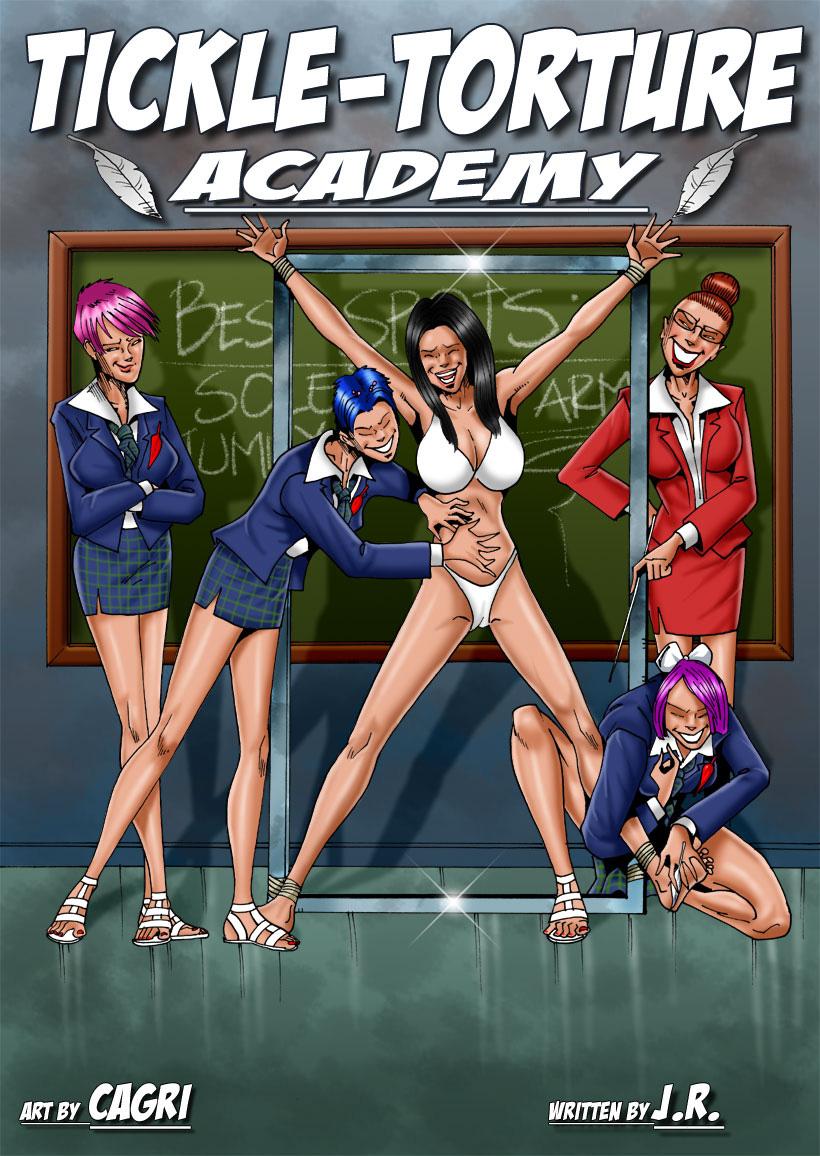 Porn Comics - Tickle Torture Academy porn comics 8 muses