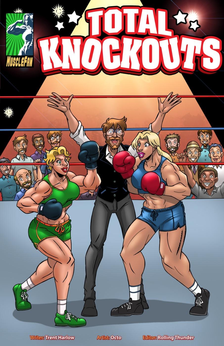 Total Knockouts 01- Muscle Fan image 1