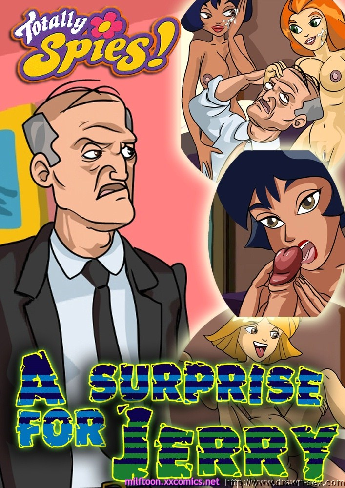 Porn Comics - A Surprise For Jerry (Totally Spies) porn comics 8 muses