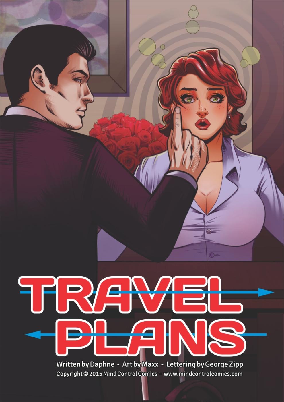 Porn Comics - Travel Plans- Mind Control porn comics 8 muses