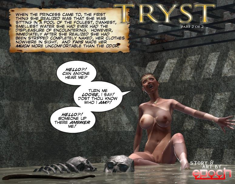 Porn Comics - Tryst 2-3D Epoch porn comics 8 muses
