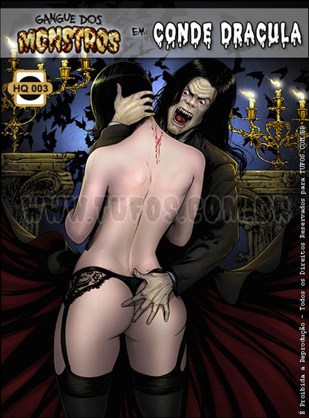Porn Comics - Tufos- Gangue dos Monstros 03- Dracula porn comics 8 muses