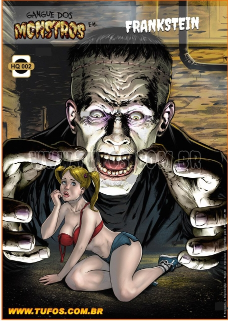 Porn Comics - Tufos – Gangue dos Monstros 2 (English) porn comics 8 muses