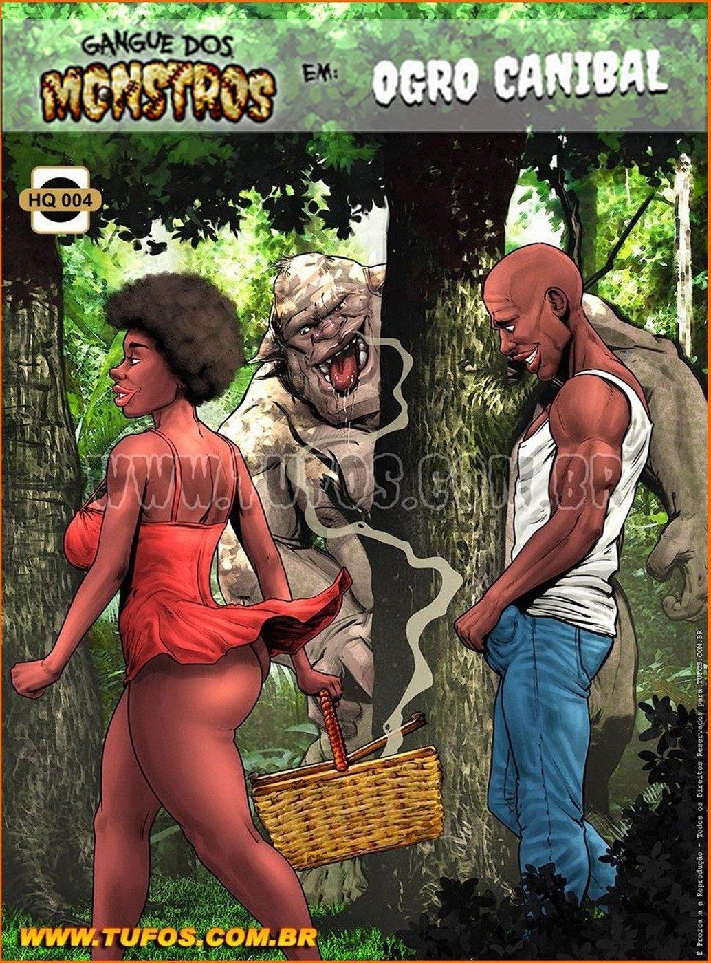 Porn Comics - Tufos – Gangue dos Monstros 4 porn comics 8 muses