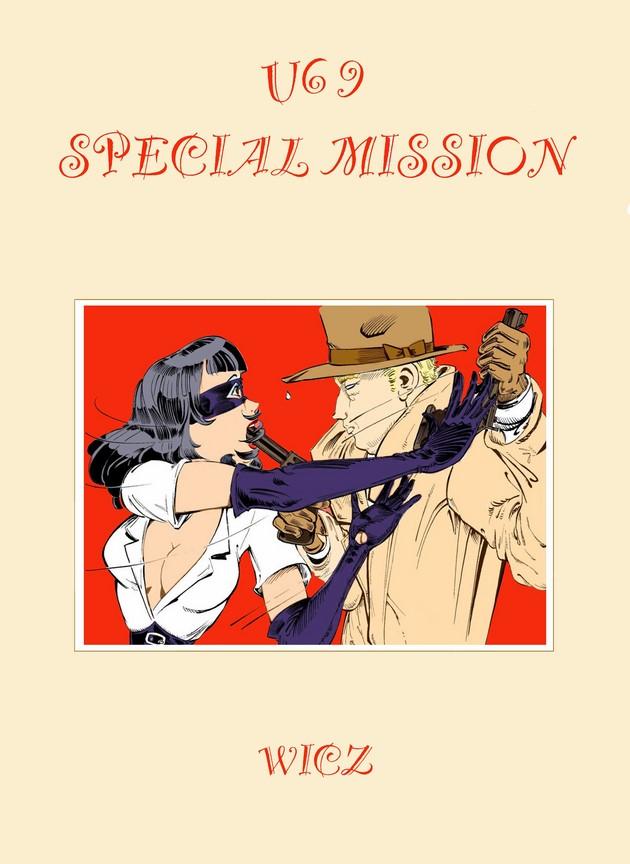 Porn Comics - U69 Special Mission porn comics 8 muses