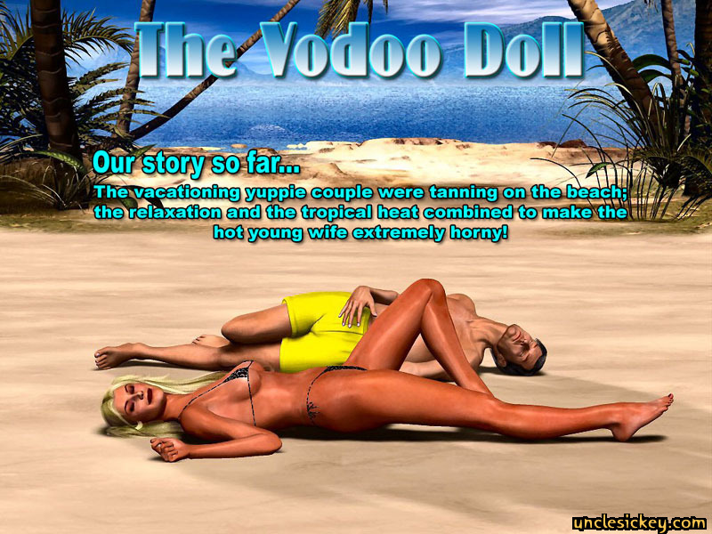 Uncle Sickey- The Voodoo Doll image 1