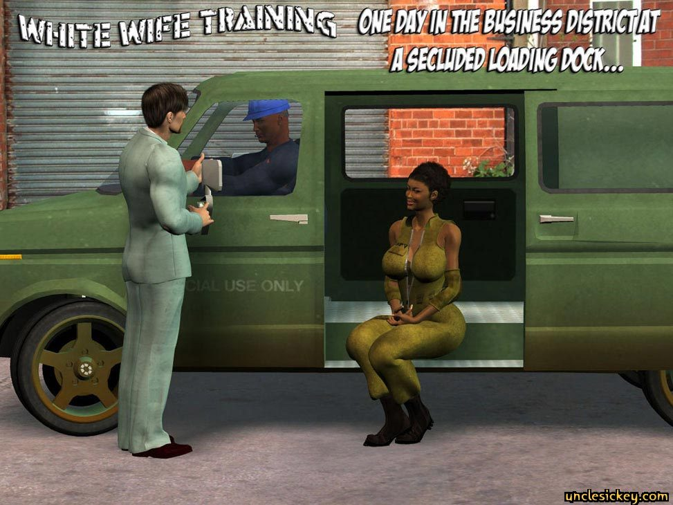 Uncle Sickey- White Wife Training image 1