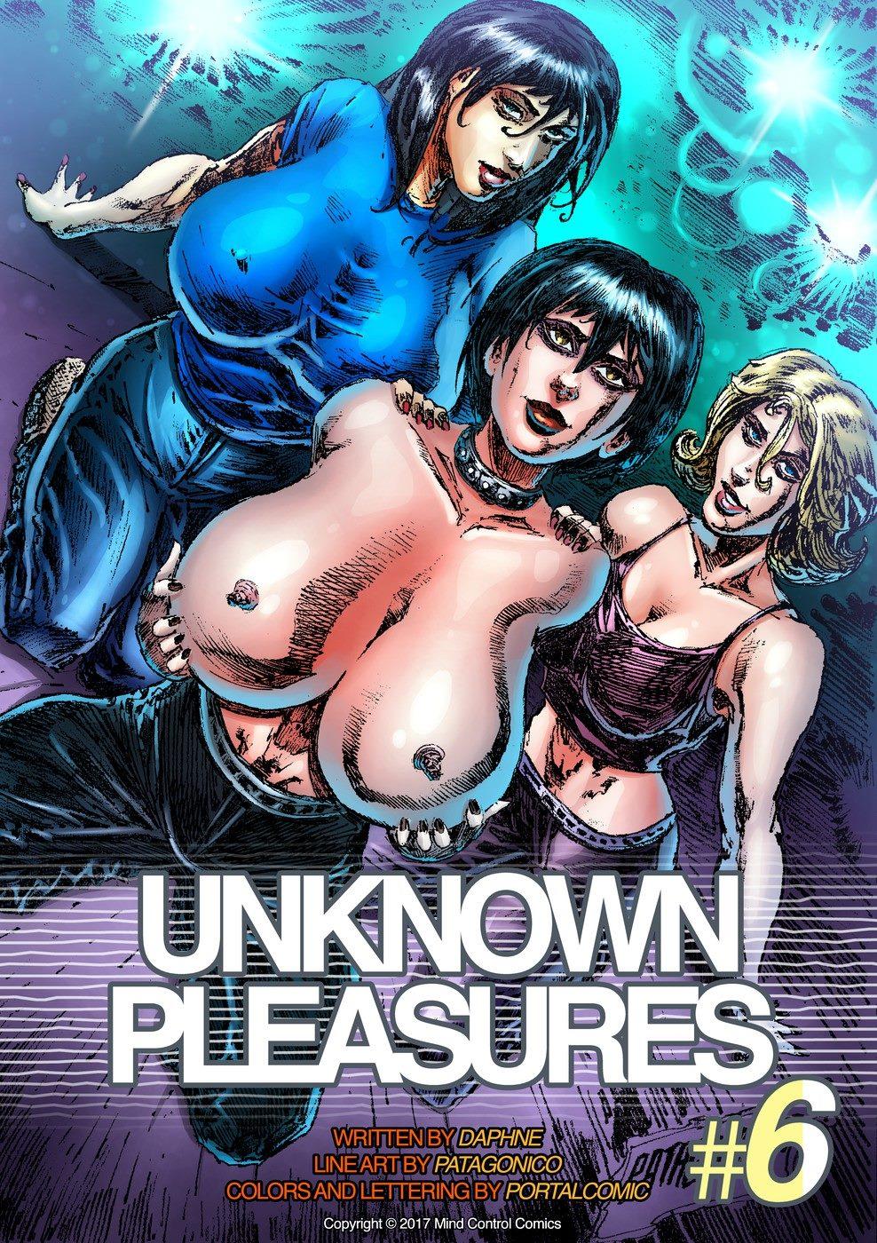 Porn Comics - Unknow Pleasures 6- Mind Control porn comics 8 muses
