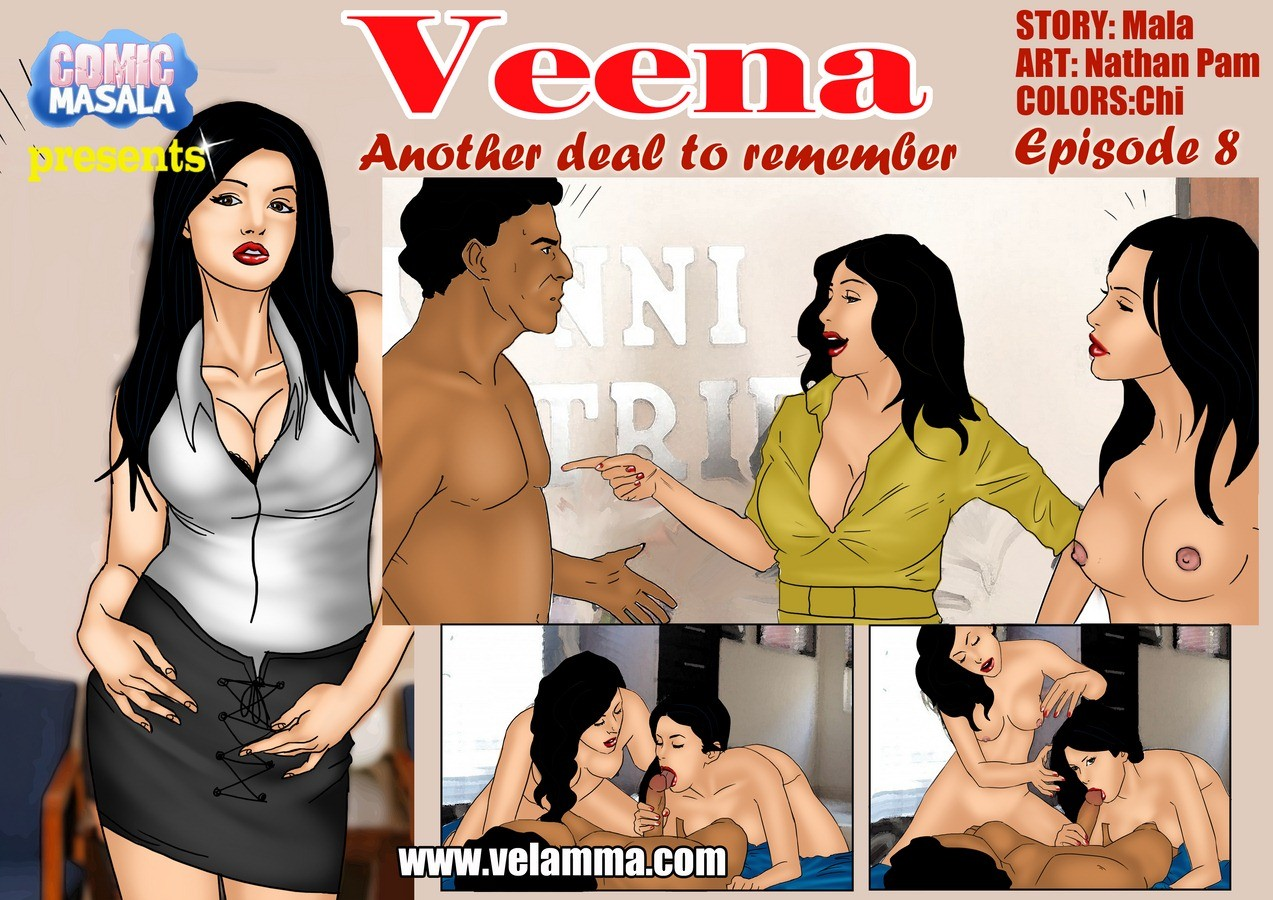 Porn Comics - Veena Episode 8- Another Deal To Remember porn comics 8 muses