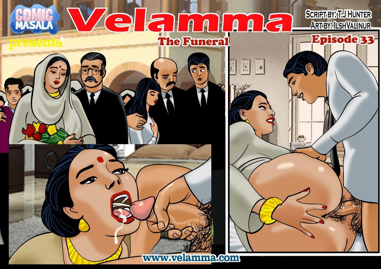 Velamma 33 image 1