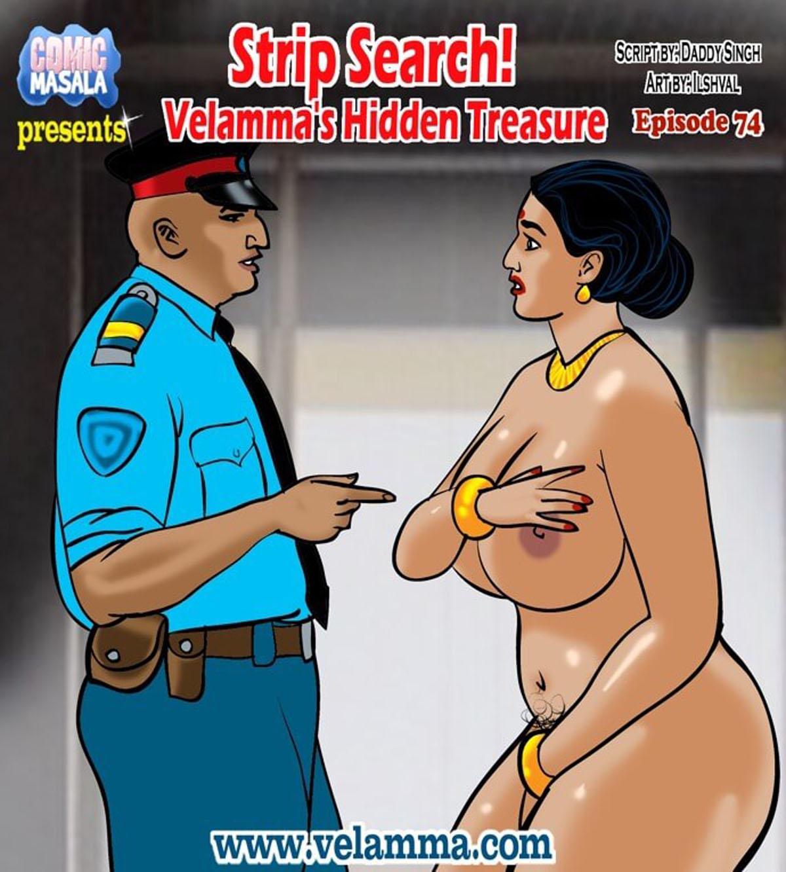 Porn Comics - Velamma Episode 74- Hidden Treasure porn comics 8 muses