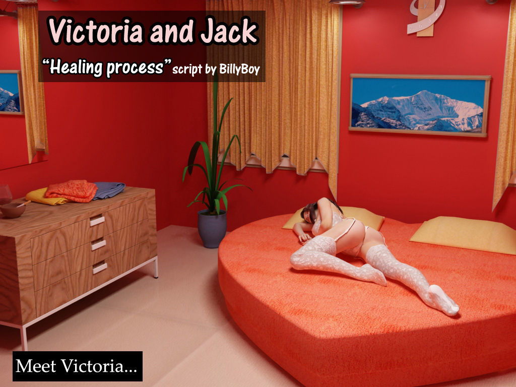 Victoria and Jack – Healing Process image 1