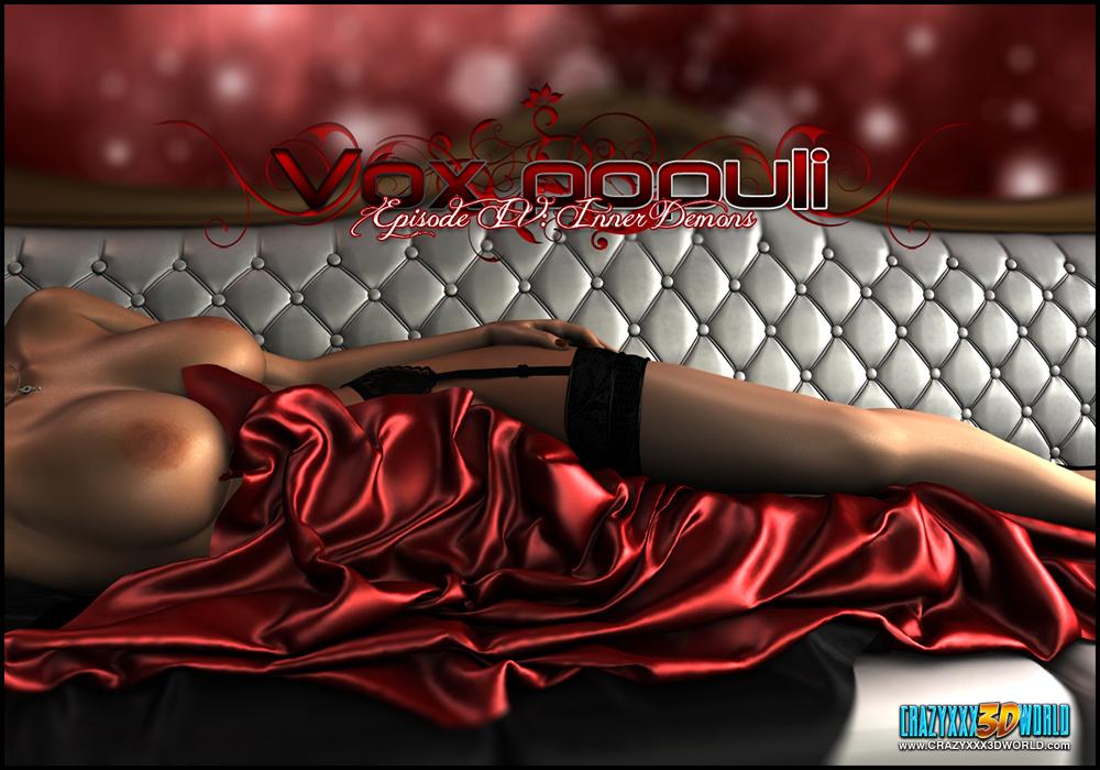 Porn Comics - Vox Populi 4- Inner Demons porn comics 8 muses