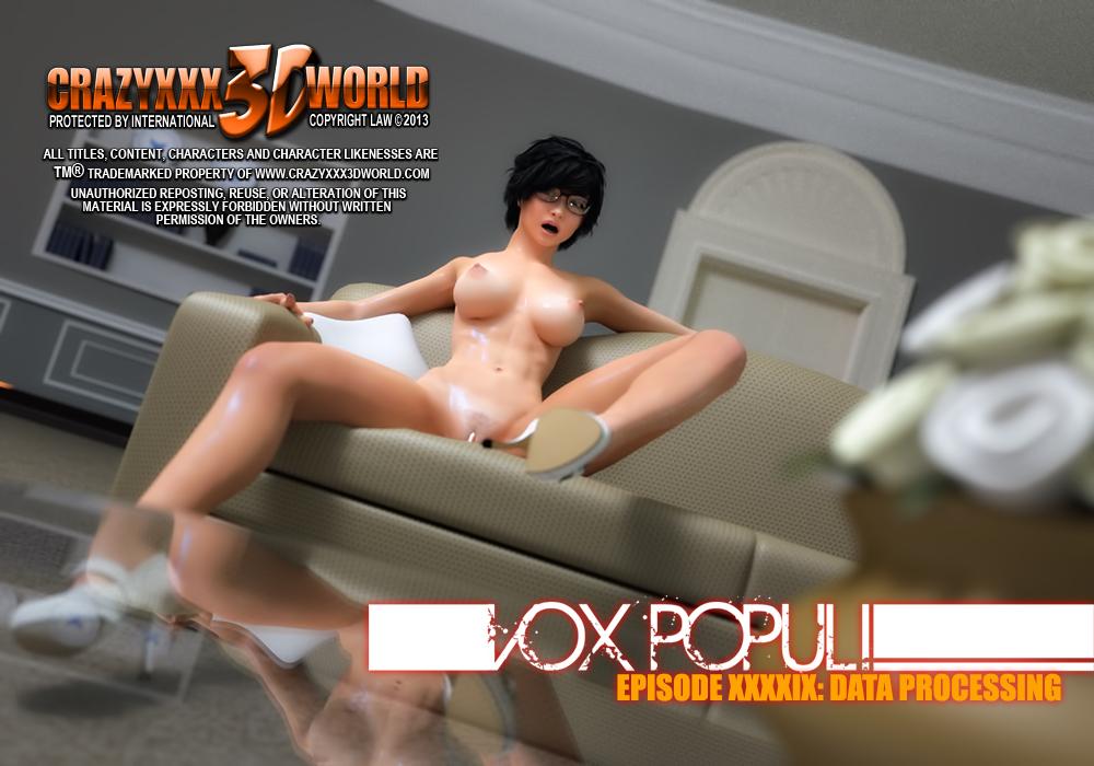 Porn Comics - Vox Populi 49-CrazyXXX3DWorld porn comics 8 muses
