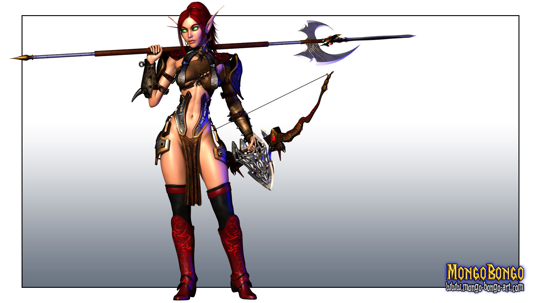 Warcraft Dragon Slayers- Mongo Bongo image 1