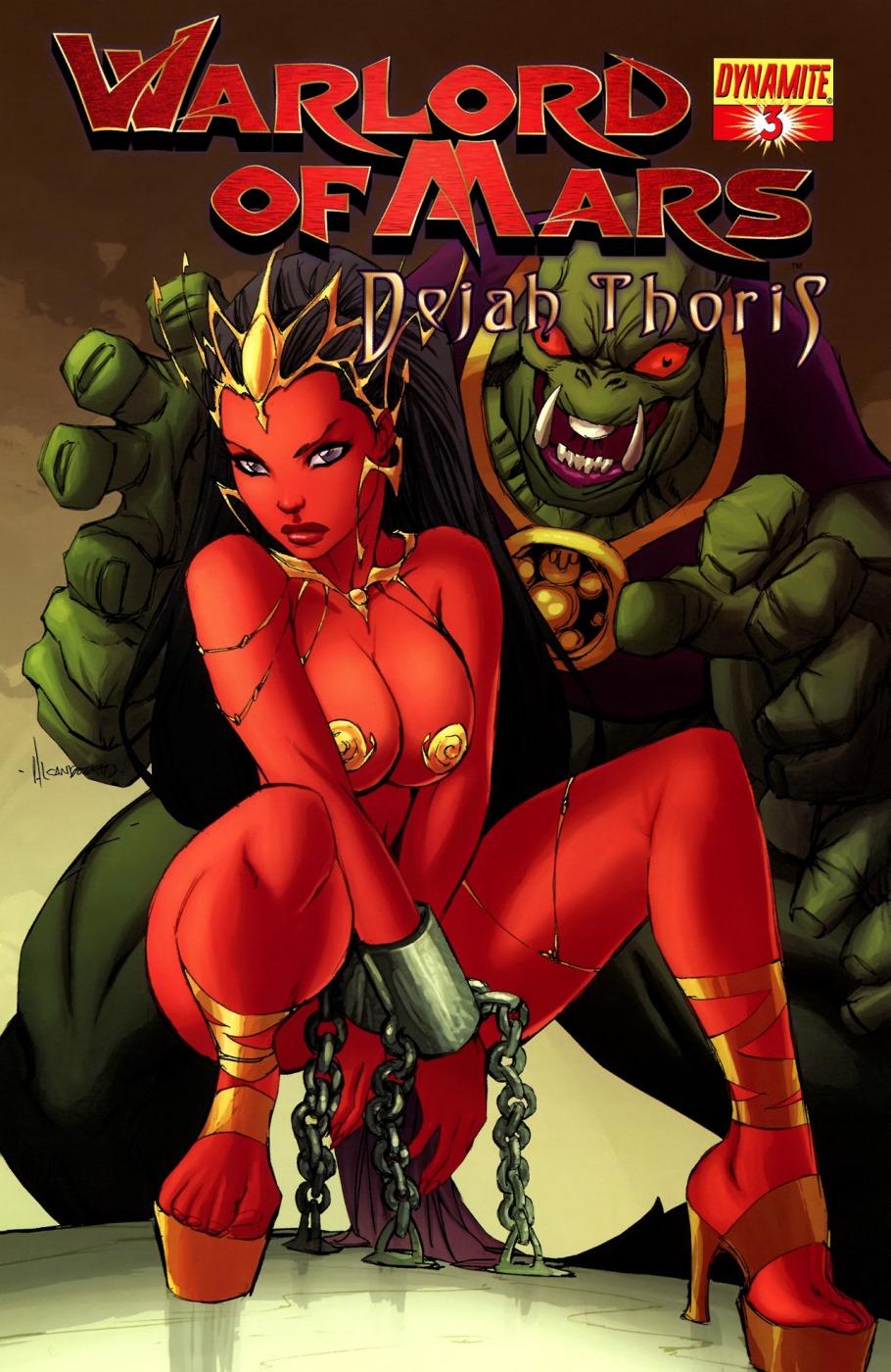 Porn Comics - Warlord of Mars Dejah Thoris 3 porn comics 8 muses