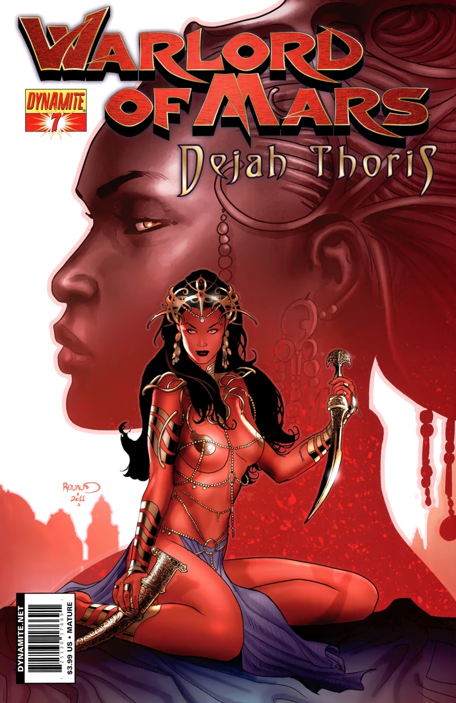 Porn Comics - Warlord of Mars Dejah Thoris Part 7 porn comics 8 muses