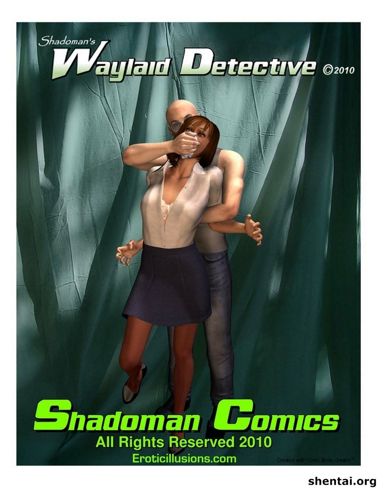 Porn Comics - Waylaid Detective 1 porn comics 8 muses