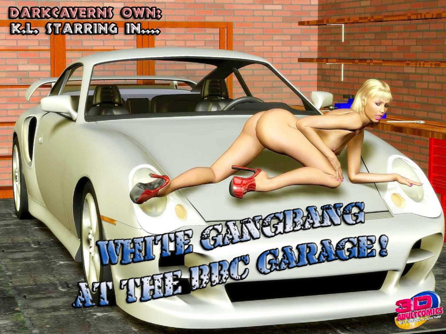 Porn Comics - White Gangbang- Uncle Sickey porn comics 8 muses
