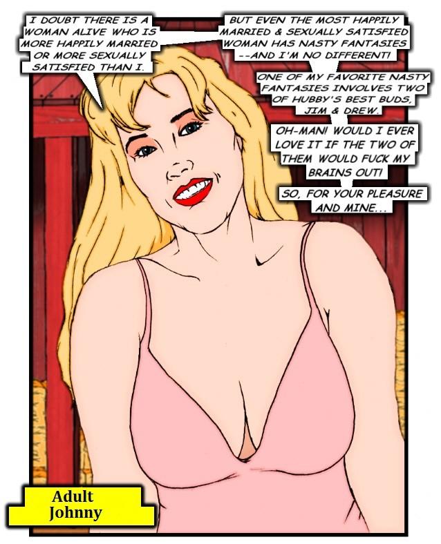Porn Comics - Wifey – forbidden fantasies porn comics 8 muses