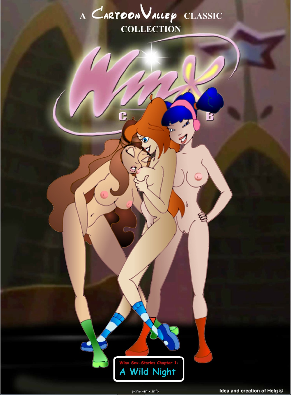 Porn Comics - Winx- A Wild Night porn comics 8 muses
