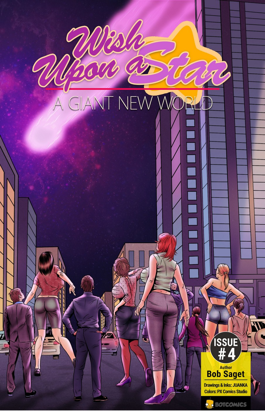 Porn Comics - Wish Upon A Star 4- A Giant World Begins porn comics 8 muses