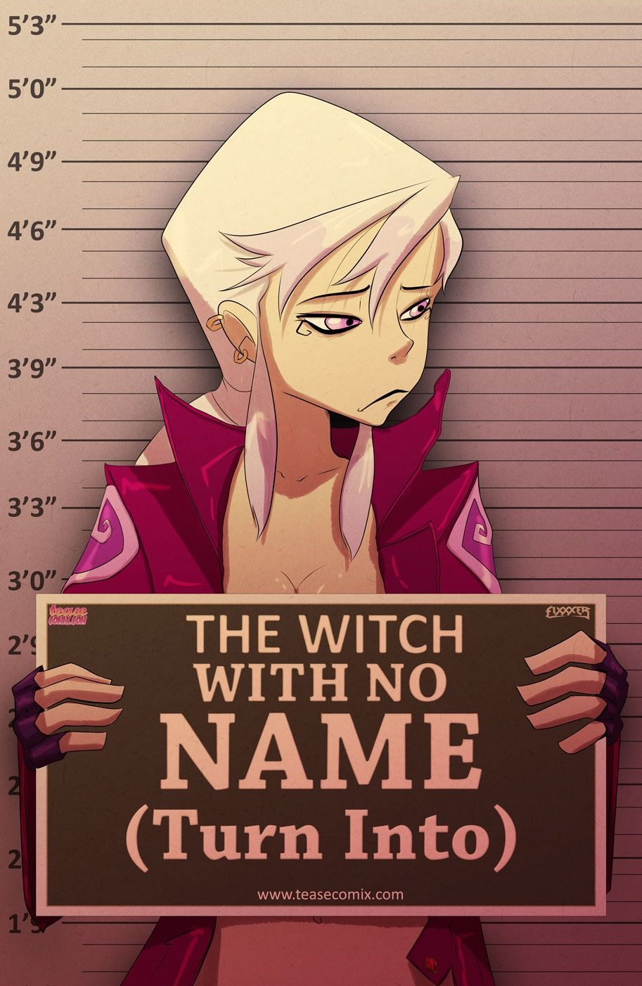 Witch With No Name (Turn Into)- Fixxxer image 1
