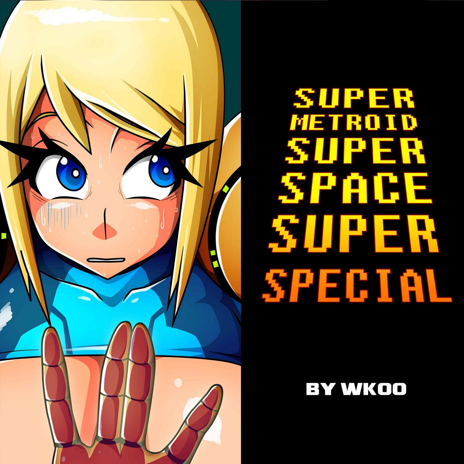 Super Metroid Super Space – WitchKing00 image 1
