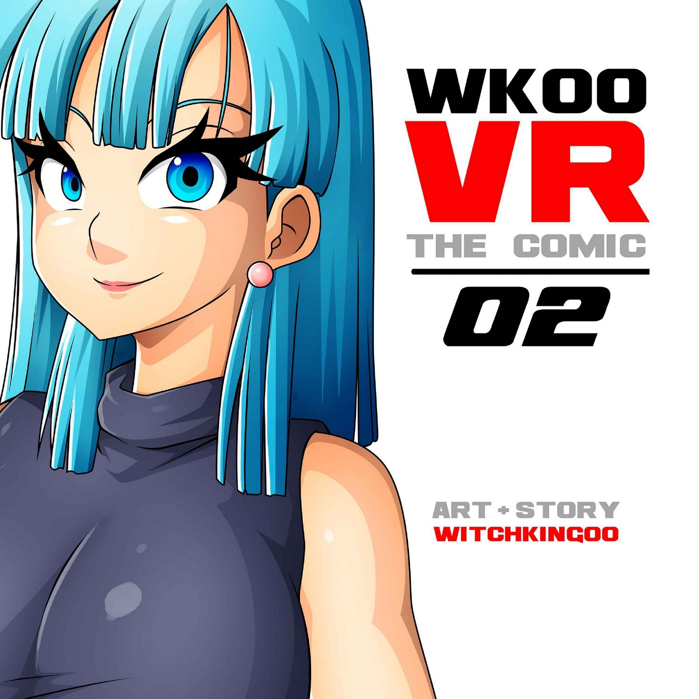 Witchking00- VR The Comic 2 image 1