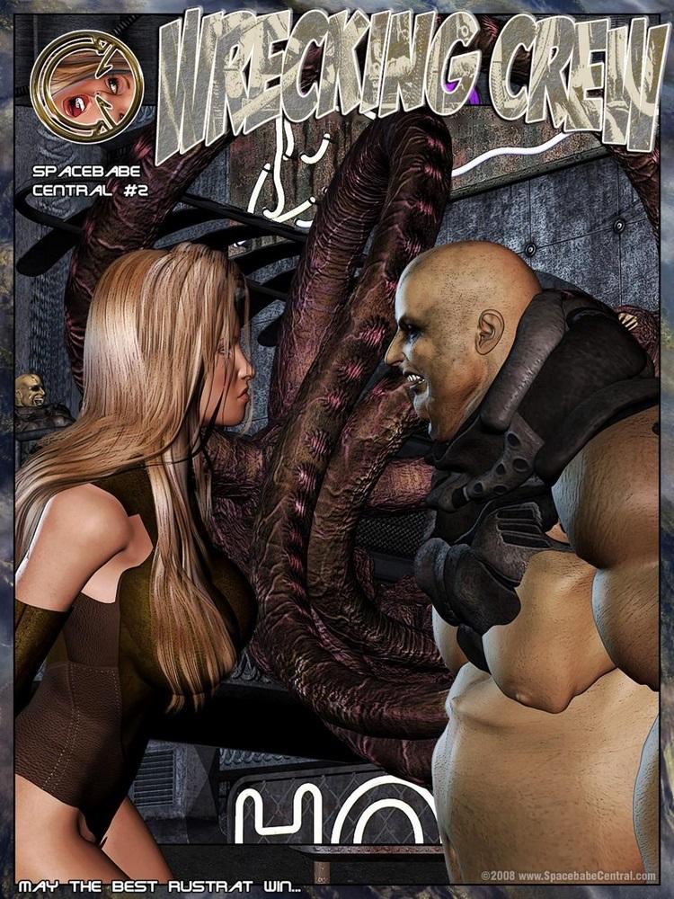 Porn Comics - The Wrecking Crew-2 porn comics 8 muses
